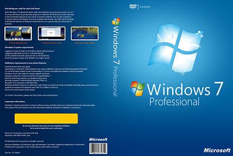 Windows 7 Professional Activator Free Download for 32 bit & 64 bit 2021