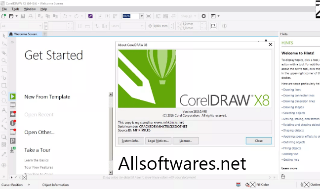 CorelDRAW 2019 Crack + Keygen Full Version [Latest]