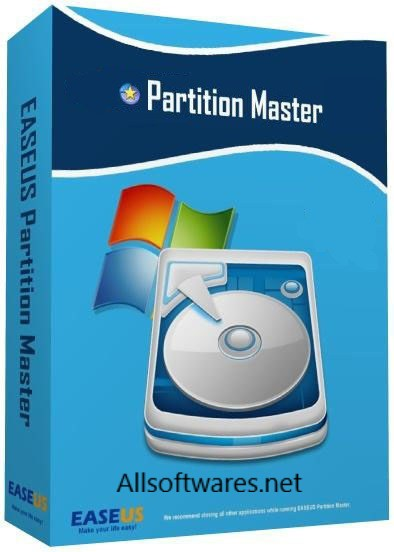 EaseUS Partition Master 13.5 Crack + Key Full Download (2019)