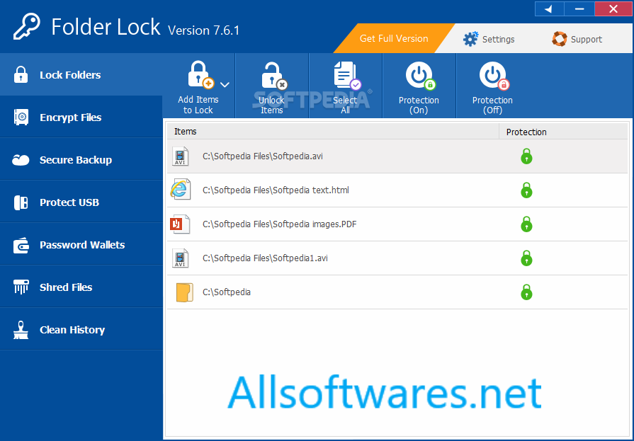 Folder Lock 7.7.9 Crack + Registration Key Free Download 2019