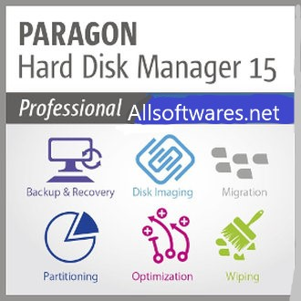 Paragon Hard Disk Manager 15 Professional Download