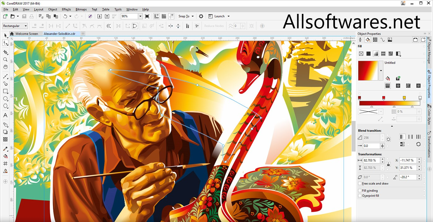 CorelDRAW Graphics Suite 2021 Crack + Keygen Full Version [Latest]