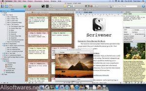 Scrivener 1.9.16.0 Crack + Keygen Free Download Latest