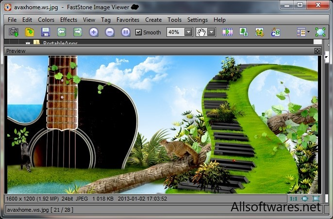 FastStone Image Viewer 6.5 Crack & Keygen Full Free Download