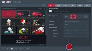 Mirillis Action 4.9.0 Crack + Serial Key 2020 Download [Lifetime]