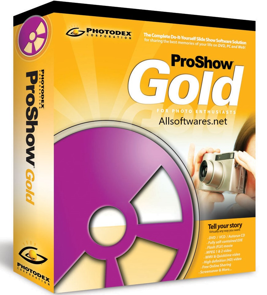 ProShow Gold 9.0.3797 Crack + Registration Key Free Download