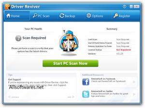 Driver Reviver 5.34.3.2 Crack & Keygen Full Version Free Download 2021