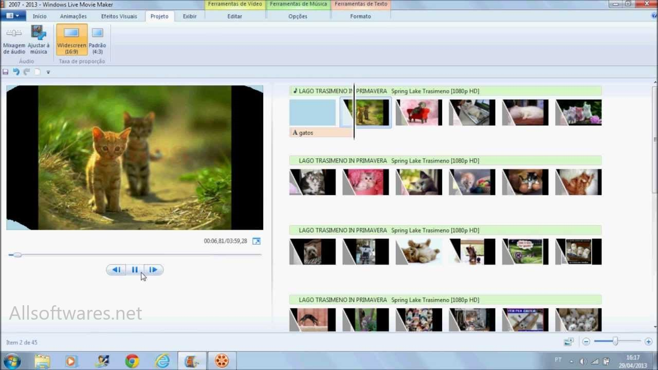 Windows Live Movie Maker 16.4 Crack & Keygen Free {Latest}