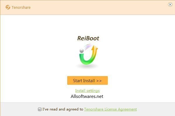 Tenorshare ReiBoot Pro 7.3.8.3 Crack Full Free Download 2020