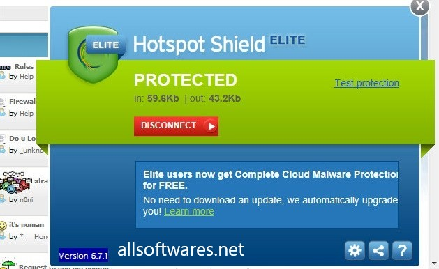 Hotspot Shield Elite 7.9.0 Crack Full Key Free Download[Latest]