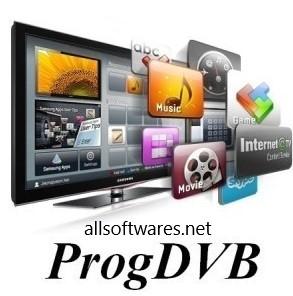 ProgDVB 7.24.6 Crack + Activation Key Full Version [Update]