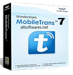 Wondershare MobileTrans 8.1.0 Crack + Registration Code [2020]