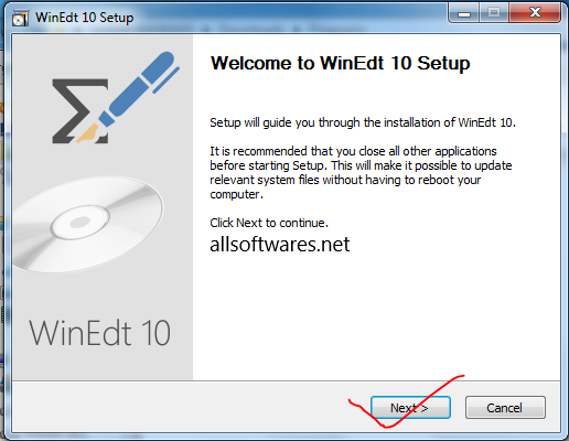 WinEdt 10.4 Crack + Registration Code Download Free 2018