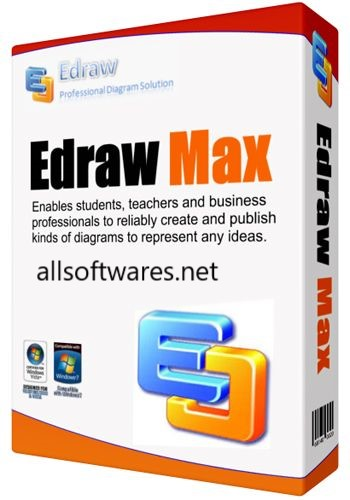 Edraw Max 9.3 Crack + Keygen Full Free Download 2019