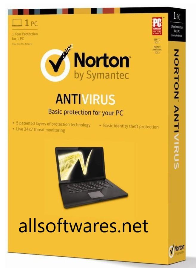 norton antivirus crack key