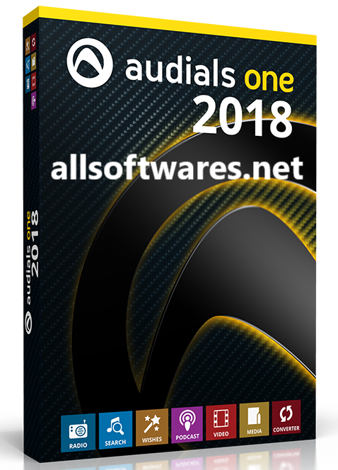 Audials One 2019 Crack + License Key Free Download Updated
