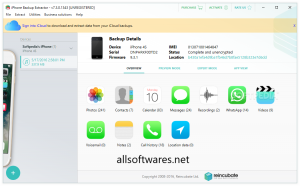 iPhone Backup Extractor 7.7.24 Crack With Activation Key Download