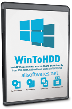 WinToHDD 3.2 Crack + License Key Free Download 2019