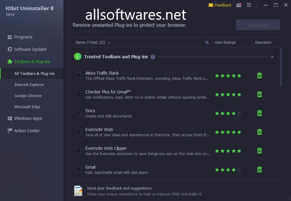 IObit Uninstaller 8.3.0.14 Pro Crack + Key Download [2019]