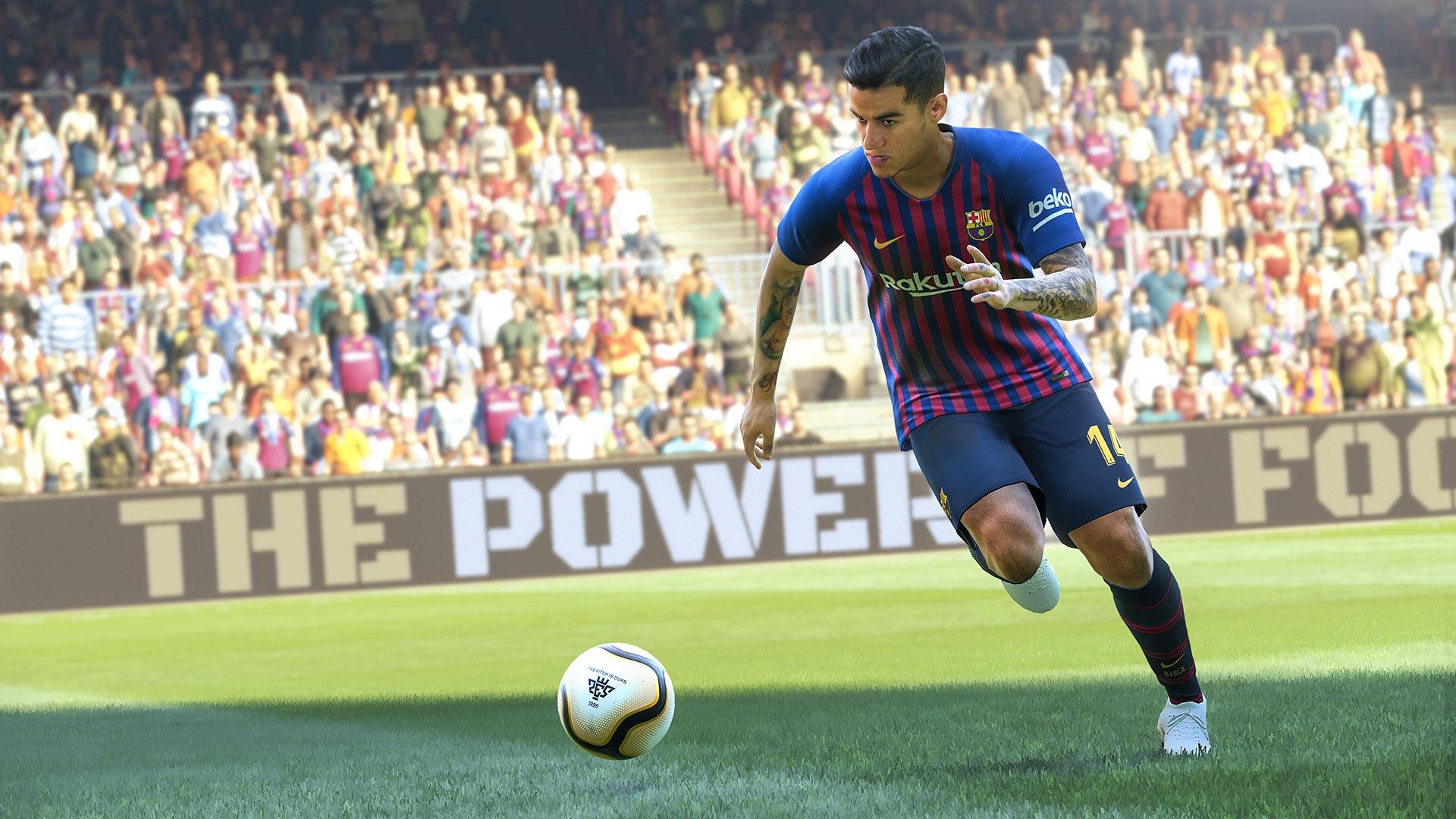 Pro Evolution Soccer 2019 Crack Download [Latest]