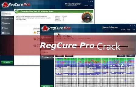 Reg Cure Pro 3.3.35 Crack plus License Key  Free Download