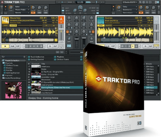 Traktor Pro 3.2.0 Crack + Keygen Full {Mac + Win} Torrent Download
