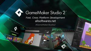 GameMaker Studio 2.2.5 Crack + License Key Free Download