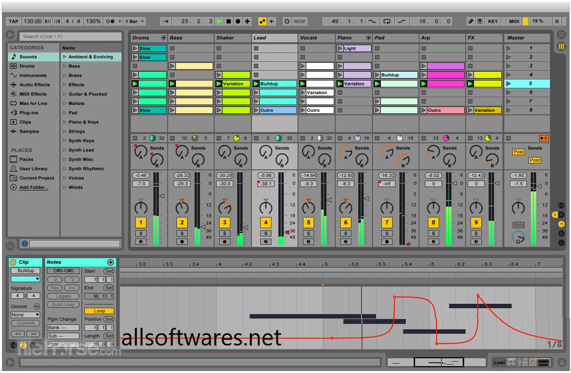 Ableton Live 10.0.6 Crack With Keygen Free Download 2019