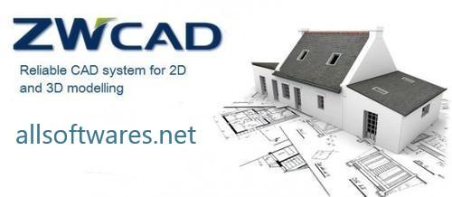 ZWCAD 2020 SP2 Crack + Torrent Free Download [Latest]