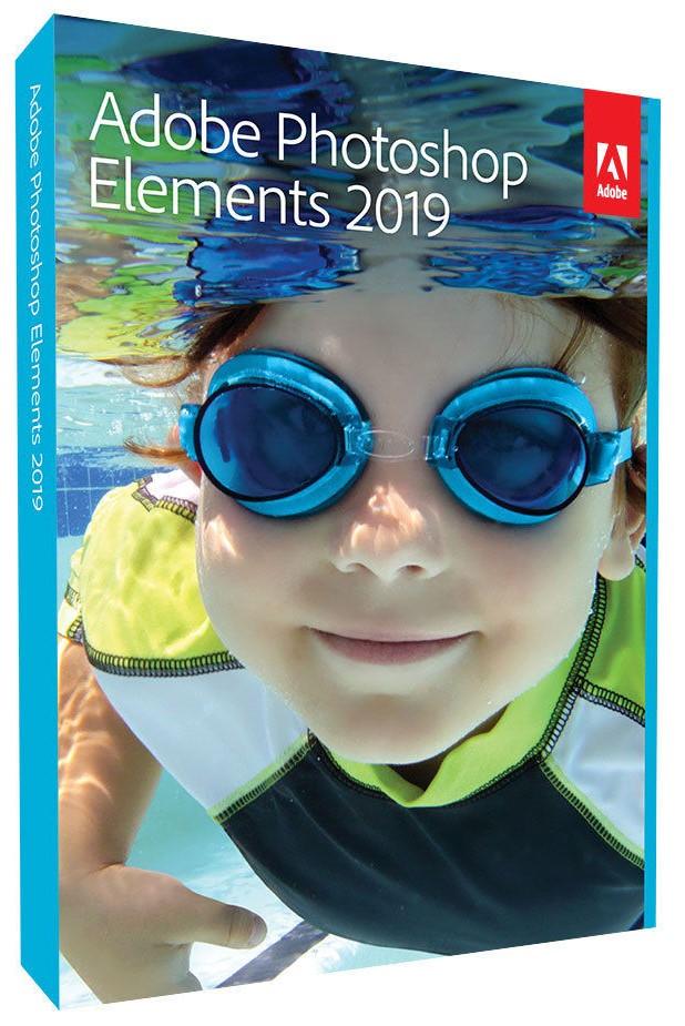 Adobe Photoshop Elements 2019 Crack + License Key Free Download
