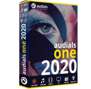 Audials One 2020.2.37.0 + License Key Free Download 2020