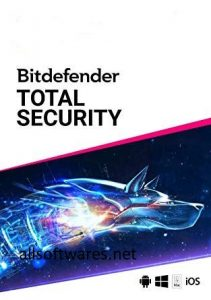 Bitdefender Total Security 2020 24.0.24.131 Crack + License Key Download