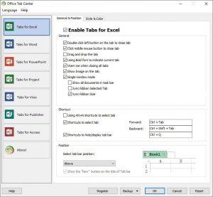 Microsoft Office Tab Enterprise 13.10 + Liecense Full Cracked Version 2021