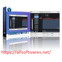Youlean Loudness Meter Pro v2.4.0 Crack Vst + Torrent Free Download 2021