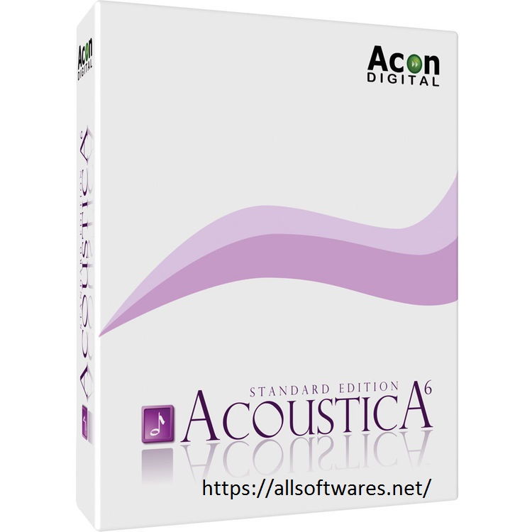 Acoustica Premium Edition v7.2.8 Crack Mac Free Download 2021